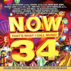 Now That's What I Call Music!, Vol. 34 (US Series)—2010