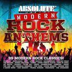 Absolute Modern Rock Anthems—2011