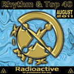 X-Mix Radioactive Rhythm & Top 40 August 2011 — 2011