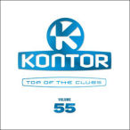Kontor Top Of The Clubs, Vol. 55—2012