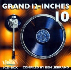 Radio Veronica Grand 12-Inches, Vol. 10 (Compiled By Ben Liebrand) — 2013