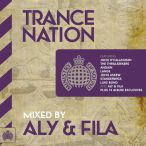 Ministry Of Sound- Trance Nation (Mixed By Aly & Fila) — 2014