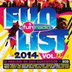 Fun Radio Funlist 2014, Vol. 02—2014