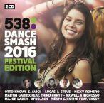 538 Dance Smash 2016 Festival Edition—2016
