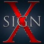 Sign X—2018