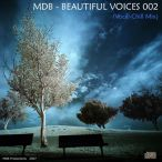 MDB- Beautiful Voices, Vol. 02 (Vocal-Chill Mix)—2007