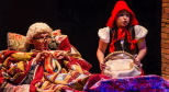 Фото со спектакля Красная шапочка предоставлено организаторами