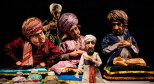 Фото со спектакля «Калиф-Аист» предоставлено организаторами