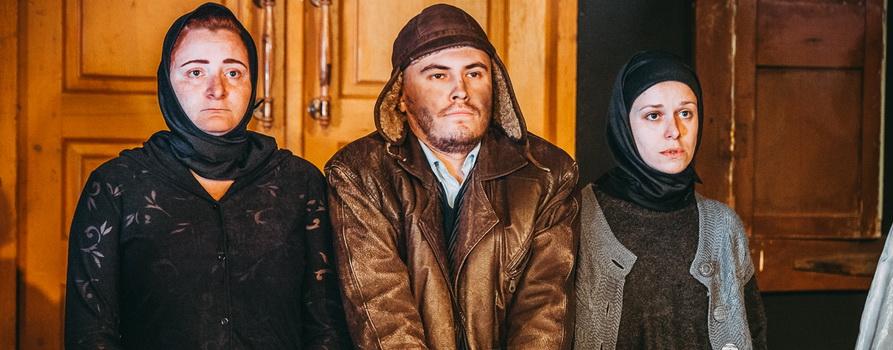Фото со спектакля Киргиз-кайсацкая орда предоставлено организаторами