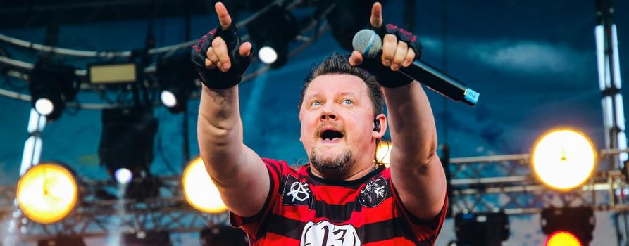Фото с концерта КняZZ с сайта vk.com