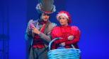 Фото со спектакля Красная шапочка & Серый волк предоставлено организаторами