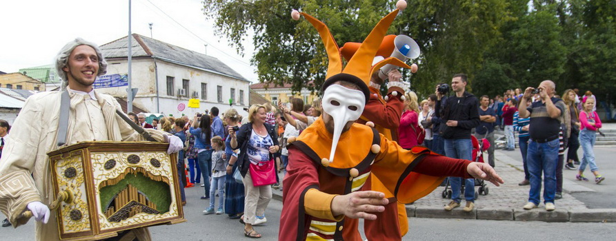 Фестиваль «Лица улиц». Фото с сайта ekburg.ru