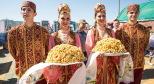 Фото с праздника Сабантуй с сайта admsurgut.ru