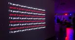 Фото с аудиовизуальной выставки с сайта yeltsin.ru