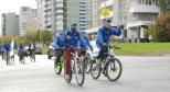 Фото с атомного велопробега предоставлено организаторами