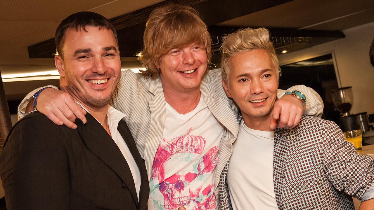 Фото с группой «Иванушки International» с сайта dni.ru