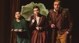 Фото со спектакля «Тайна Кентервильского замка» предоставлено организаторами