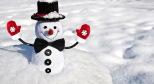 Фото со снеговиком с сайта classpic.ru