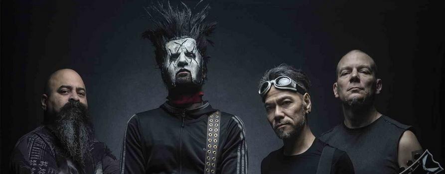 Фото с группой Static-X с сайта cosmonavt.su