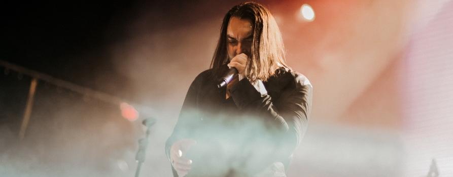 Фото с концерта Горшенева предоставлено организаторами