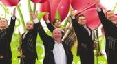 Концерт Оркестра UralBand «Танцуют все!»