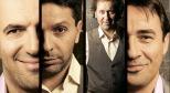 Изображение афиши спектакля «Песни и письма мужчин среднего возраста...» с сайта listim.com