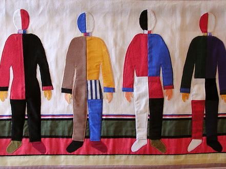 Работа с выставки. Фото с сайта centrgamaun.ru