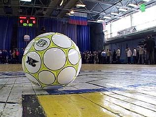 Футбольный мяч. Источник — otdih.nakubani.ru