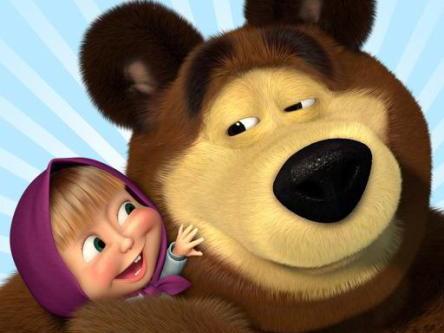 Маша и медведь прохождение