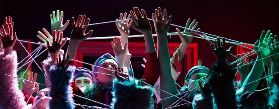 Спектакль. Фото с сайта propis.spb.ru
