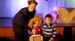 Фото со спектакля «Сказки домовёнка Кузи» предоставлено организаторами