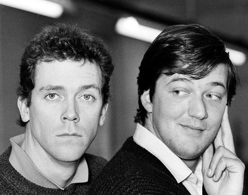 Стивен Фрай и Хью Лори. Фото с сайта kino-teatr.ru