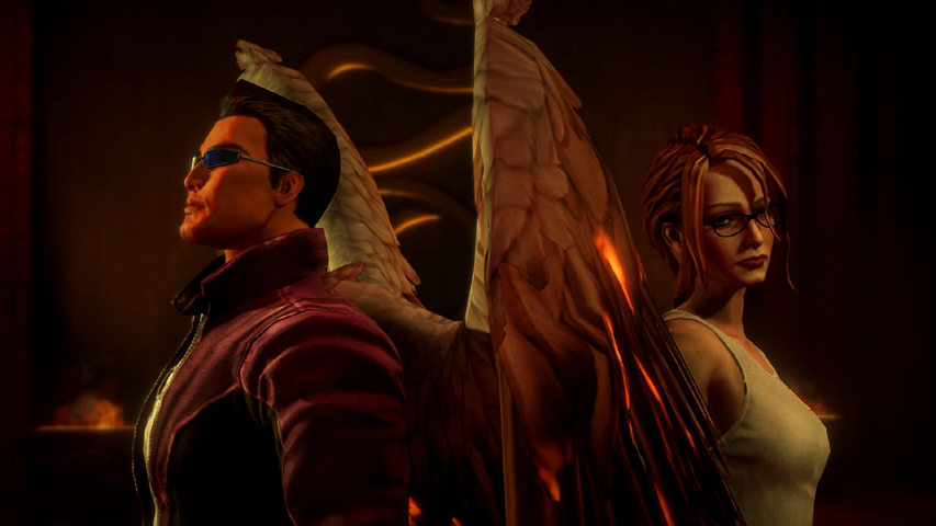 Скриншот из игры Saints Row: Gatout ofHell