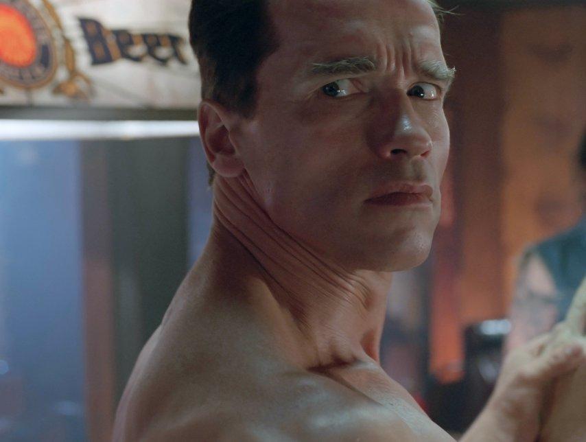 Кадр из фильма «Терминатор 2»