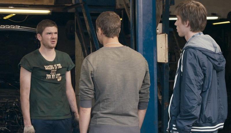 Кадр из фильма «Все и сразу»