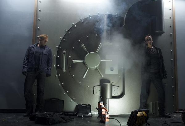 Кадр из фильма «Медальон»