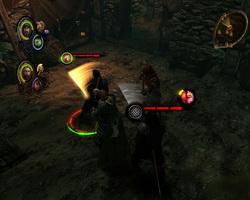 Скриншот из игры «Игра престолов»