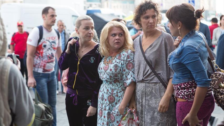 Кадр из фильма «Везучий случай»