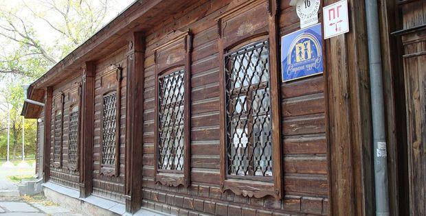 Музей кукол и детской книги «Страна чудес». Фото с сайта old.arch66.ru