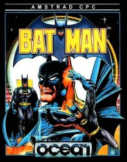 Обложка игры Batman: The Video Game