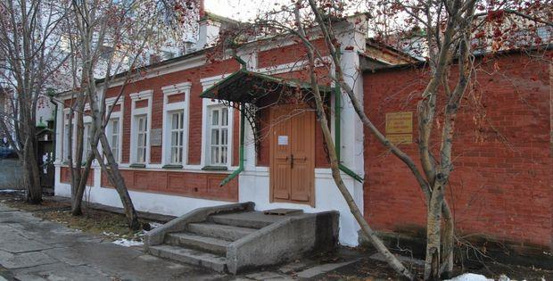 Мемориальный дом-музей Д.Н. Мамина-Сибиряка. Фото с сайта fototerra.ru