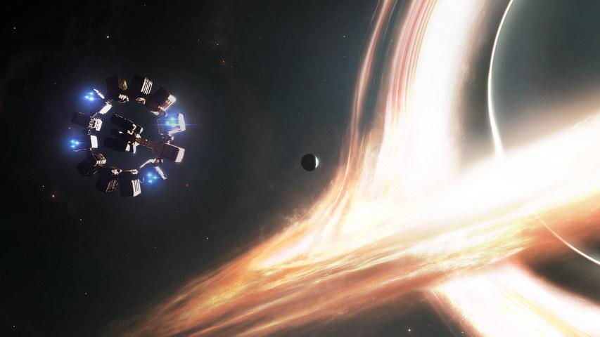 Кадр из фильма «Интерстеллар»