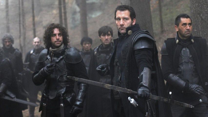 Кадр из фильма «Последние рыцари»