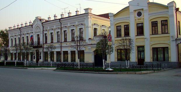 Дом писателя. Фото с сайта rumap.net