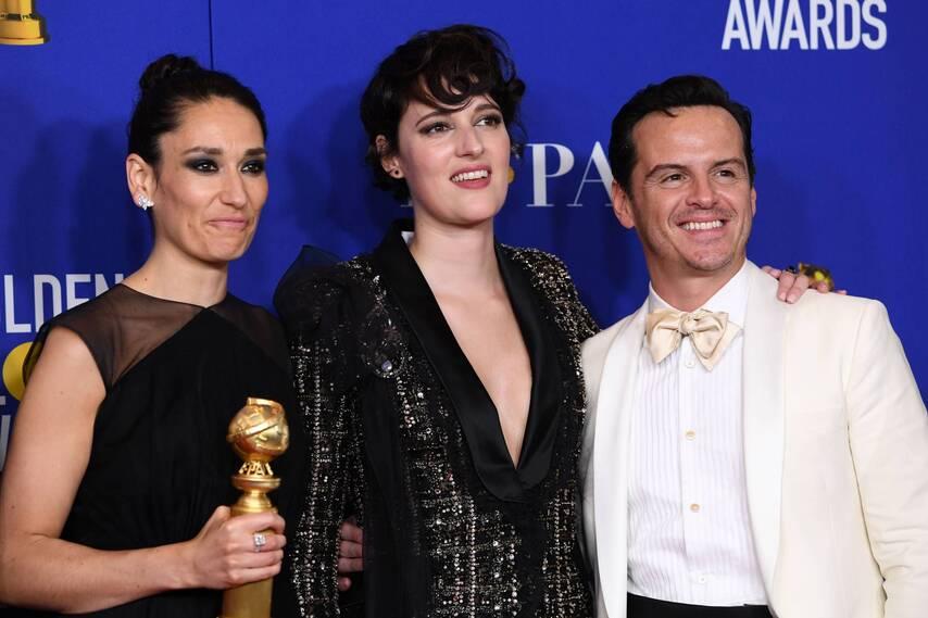 Актеры сериала «Дрянь». Фото с сайта imdb.com
