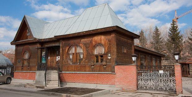 Музей «Литературная жизнь Урала ХХ века». Фото с сайта ekburg.ru