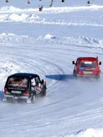 Автогонка на льду. Фото с сайта autozam.ru