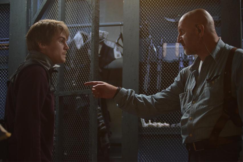 Кадр из фильма «Ночные стражи»