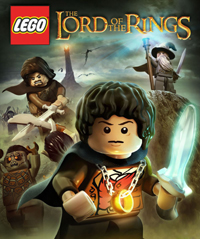 Обложка игры «LEGO The Lord of the Rings»