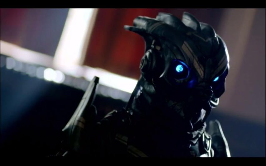 Кадр из нового трейлера «Доктор Кто»